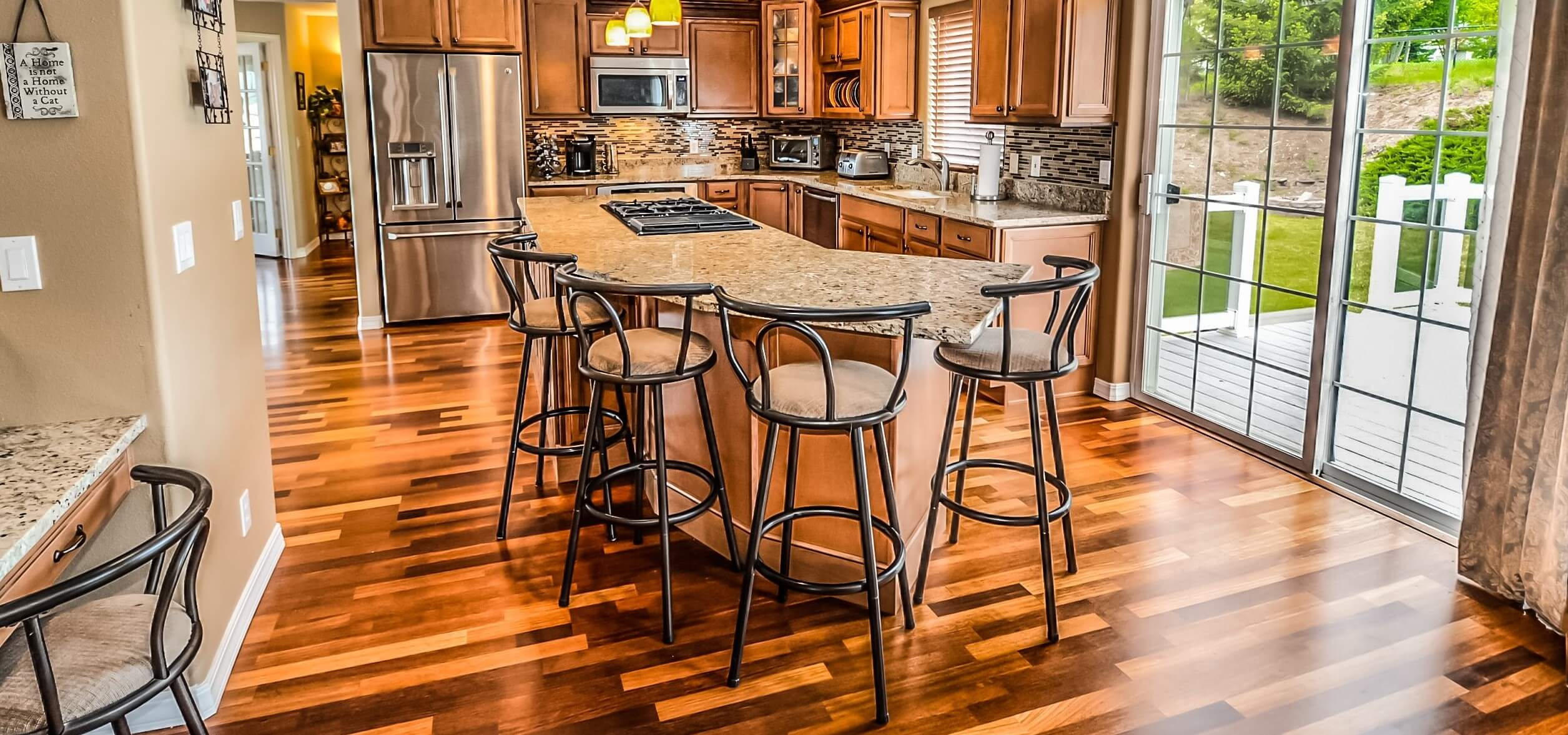 What Are The 5 Most Popular Kitchen Layout in 2021